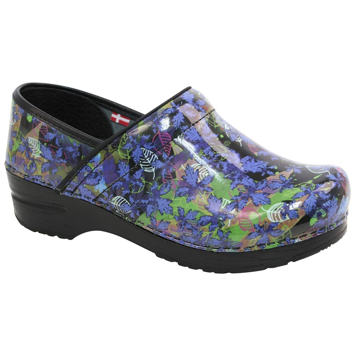 Sanita Fantasia Women's Closed Back Clog