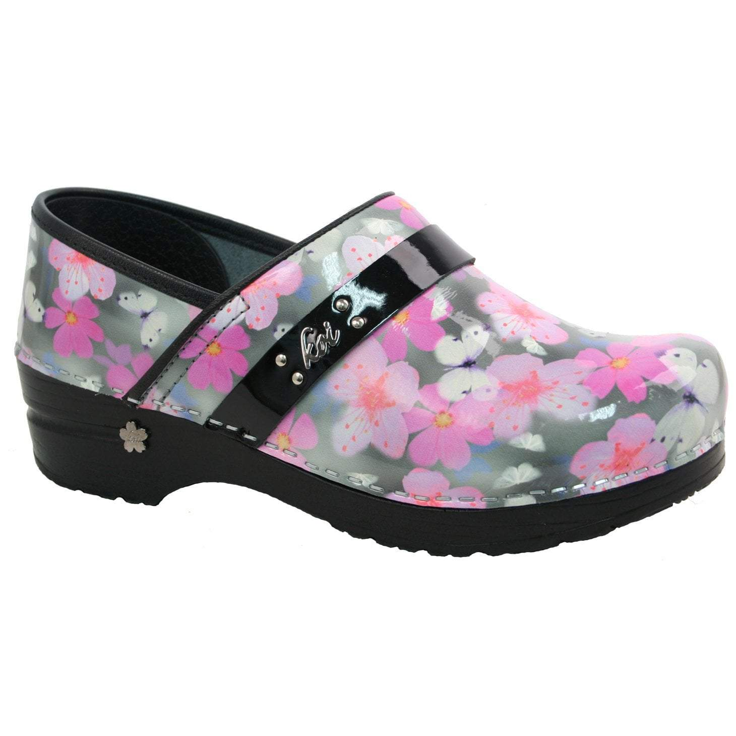 Sanita Petal Women's Closed Back Clog