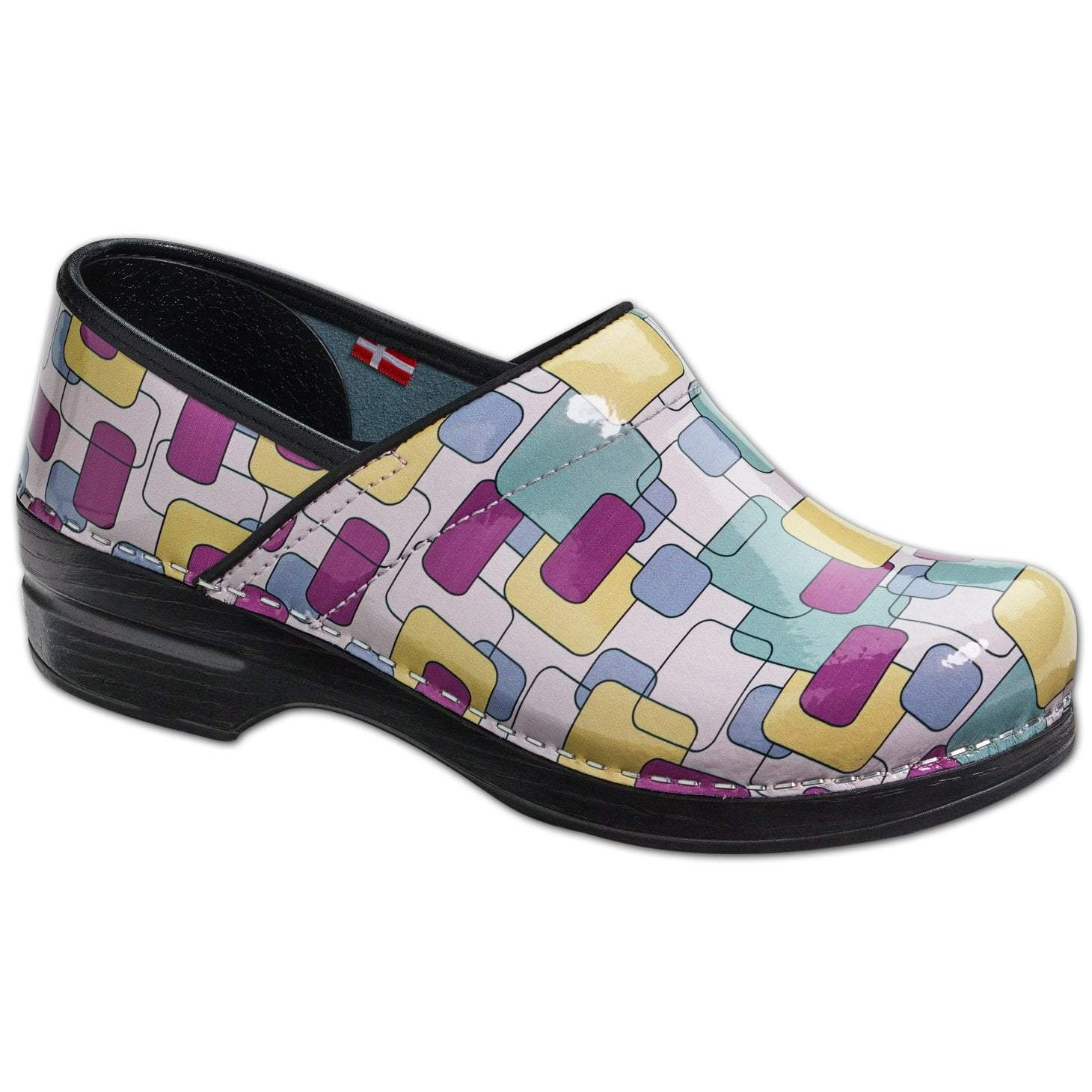 Sanita Puzzle Women's Closed Back Clog