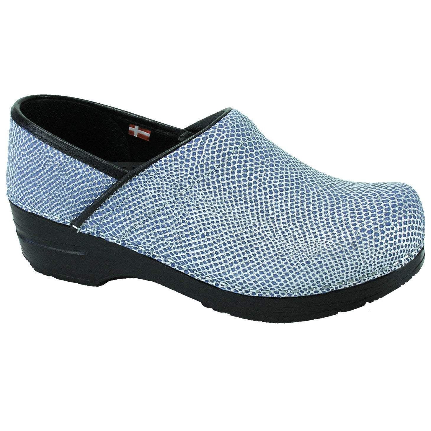 Sanita Limited Reptile Women's Closed Back Clog