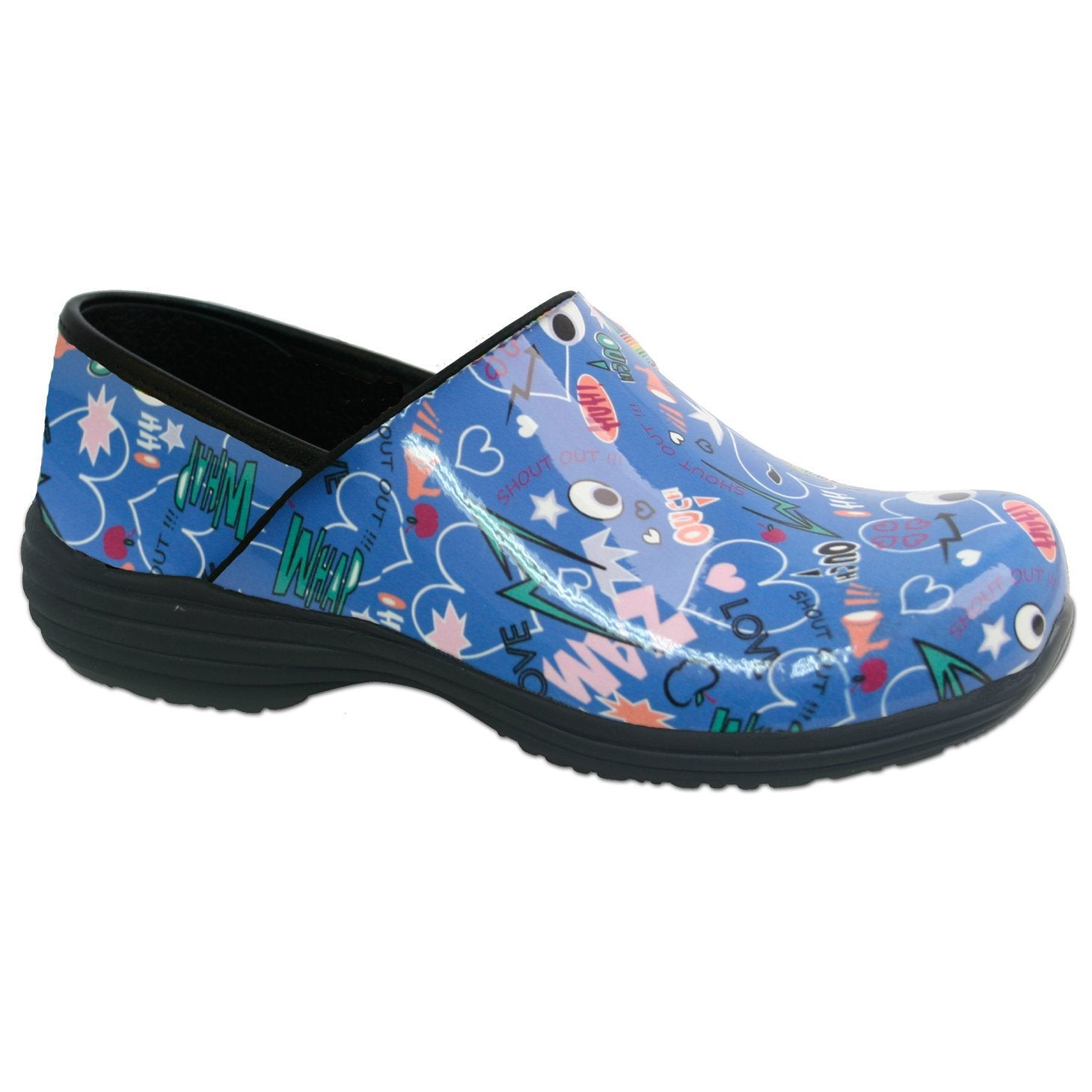 Sanita Lovestruck Women's Closed Back Clog