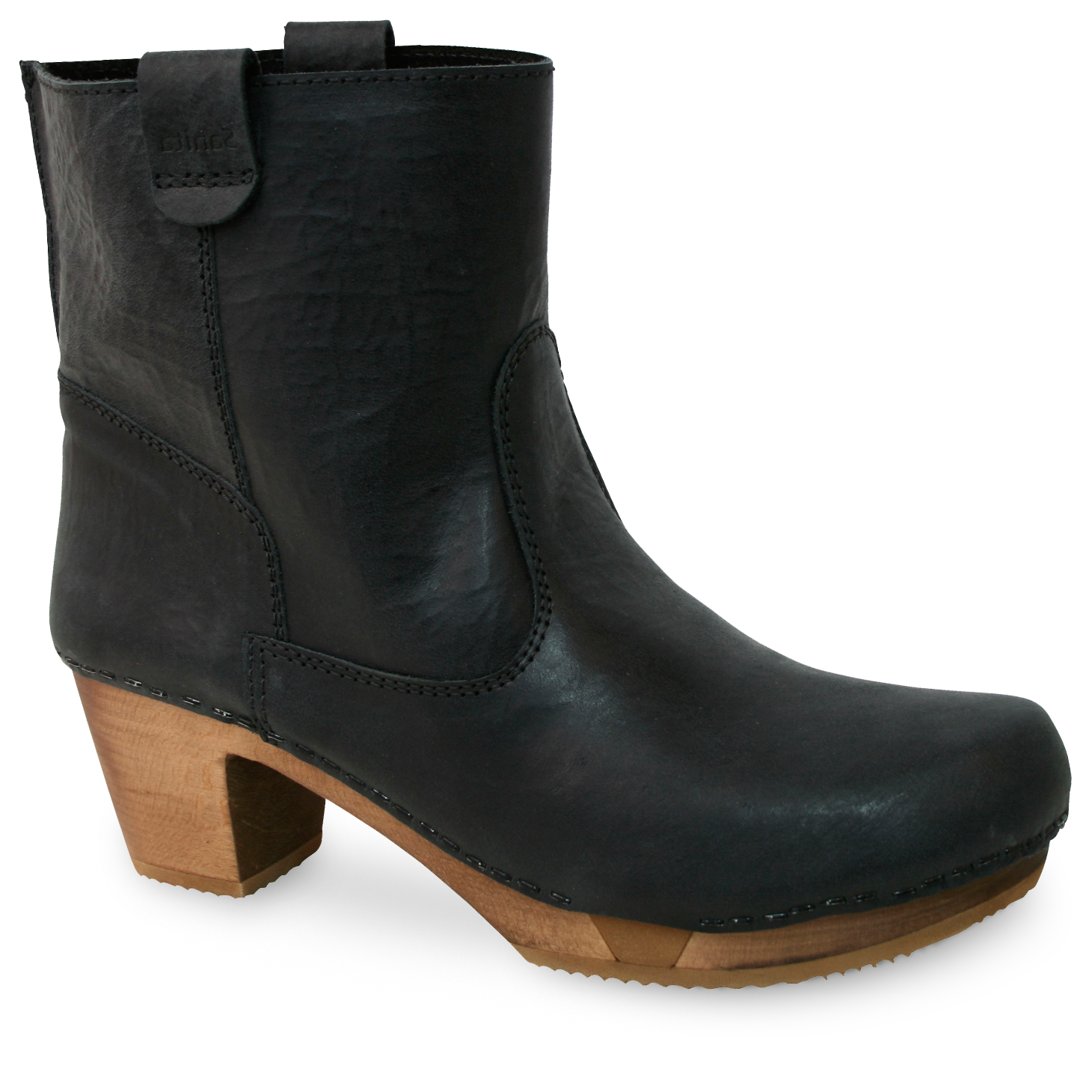 Sanita Juna Women's in Black Boot
