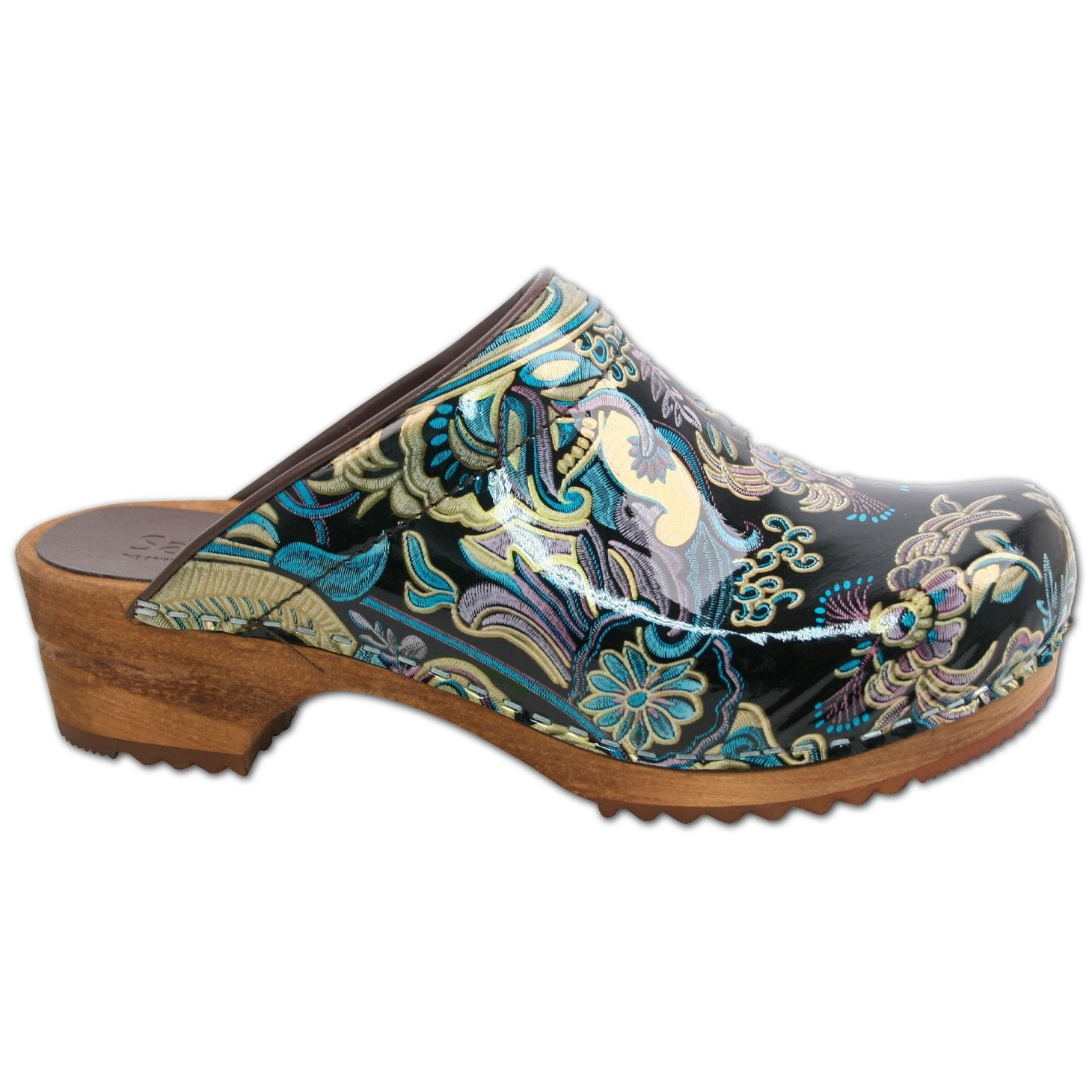 Sanita Rococco Women's Open Back Clog