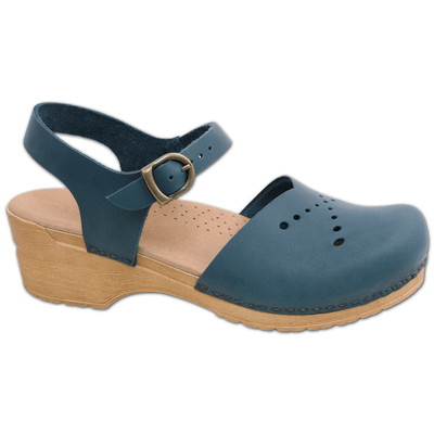 Sanita Crawford Women's in Blue Sandal