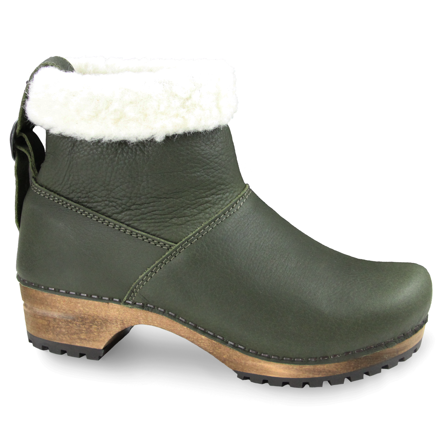 Sanita Silkan Women's in Olive Boot