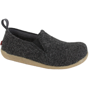 Sanita Skagen Unisex in Charcoal - avail. 7/1/21 Slipper