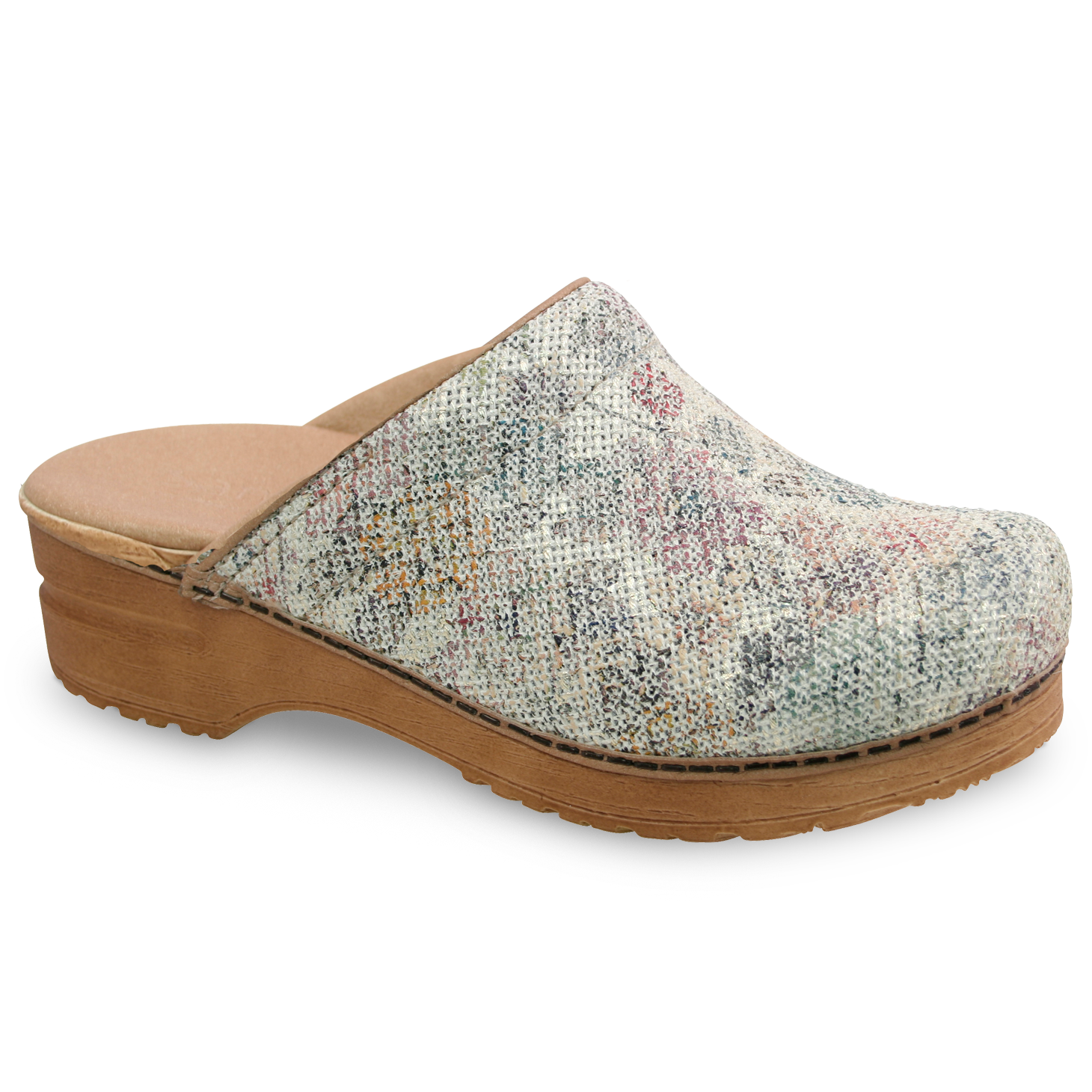 Sanita Stratton Women's Open Back Clog