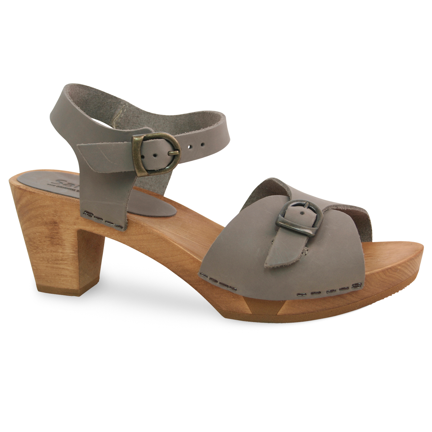Sanita Tiana Women's in Grey Sandal