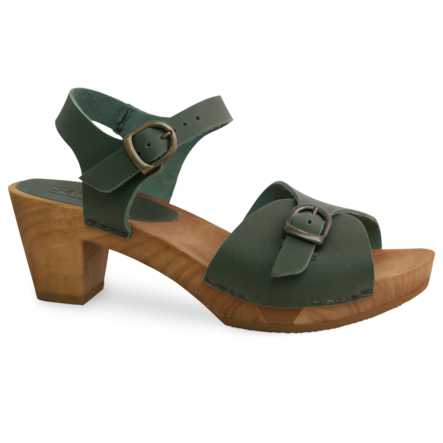 Sanita Tiana Women's in Khaki Sandal