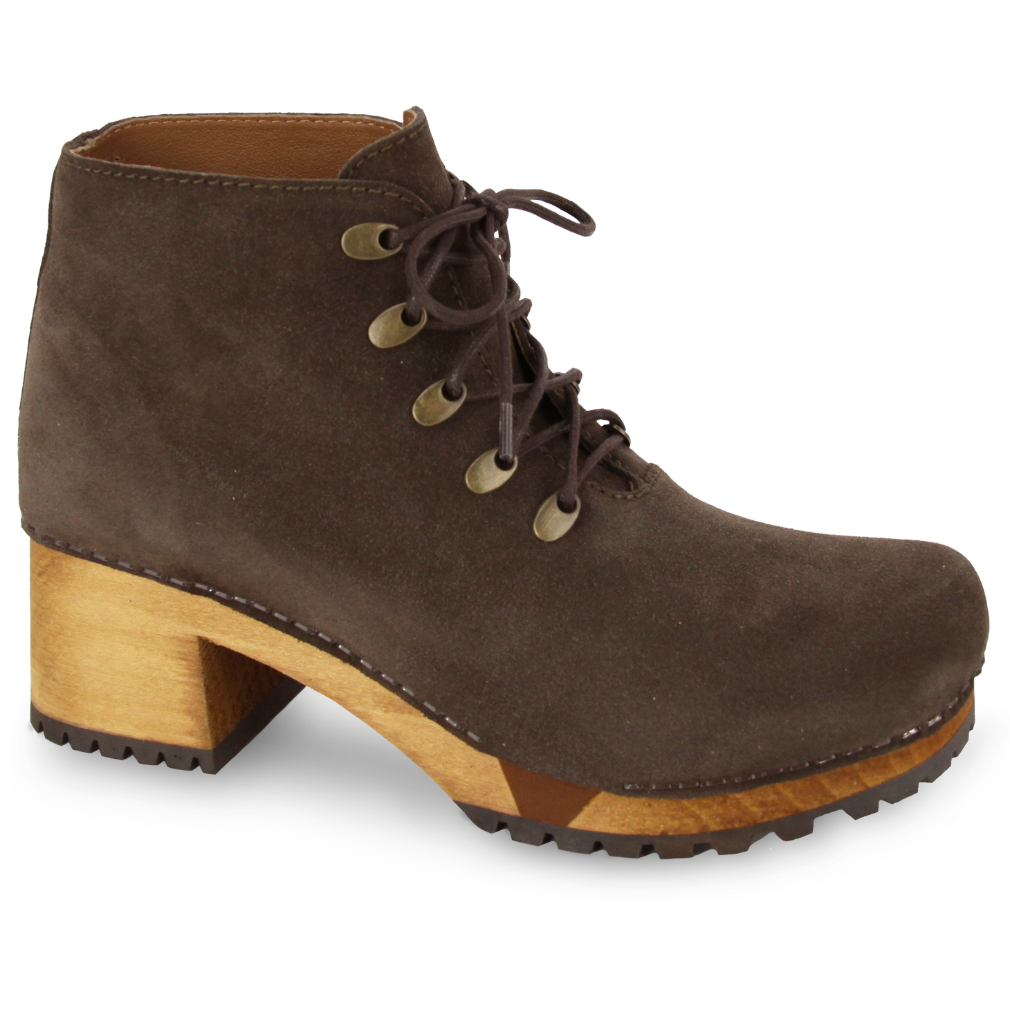 Sanita Ulla Women's in Coffee Boot