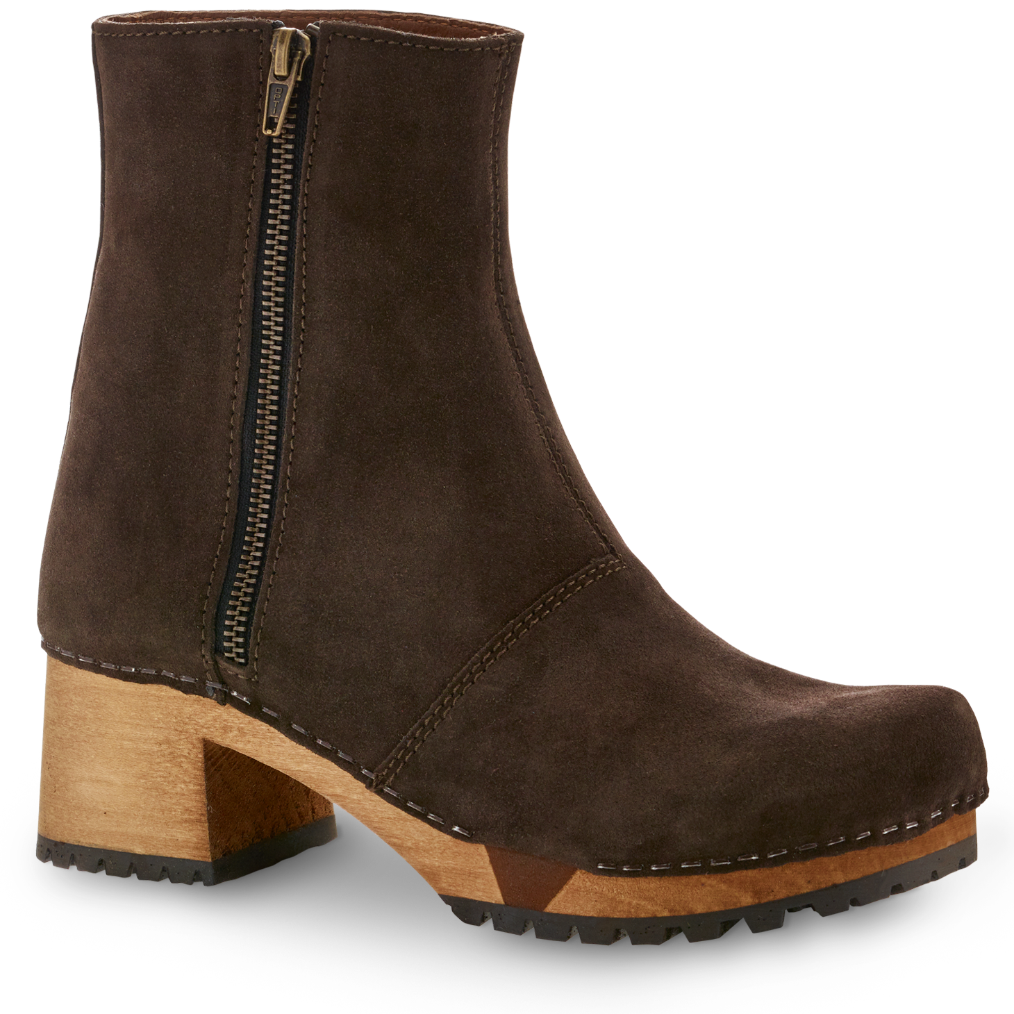 Sanita Uma Women's in Coffee Boot