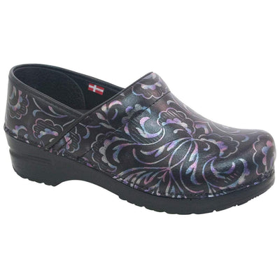 sanitausa Priscilla Women's Closed Back Clog
