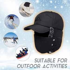Windproof Thermal Cap Mask Set