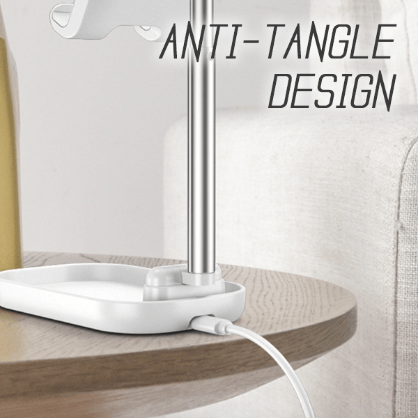 Adjustable Wireless Charged Phone Stand