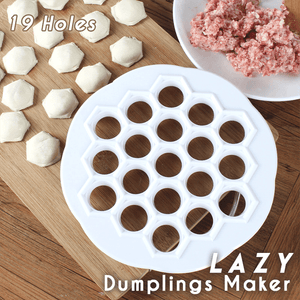 19 Holes Lazy Dumpling Maker