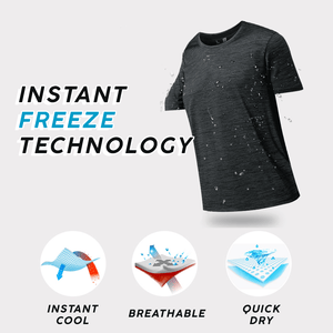 AirTic™ Ice Silk Quick Dry T-Shirt