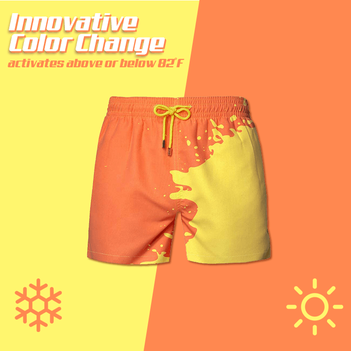 Color Chaging Swimshorts