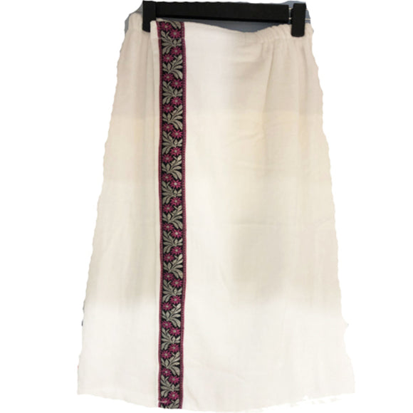 Egyptian Cotton Bath Skirt