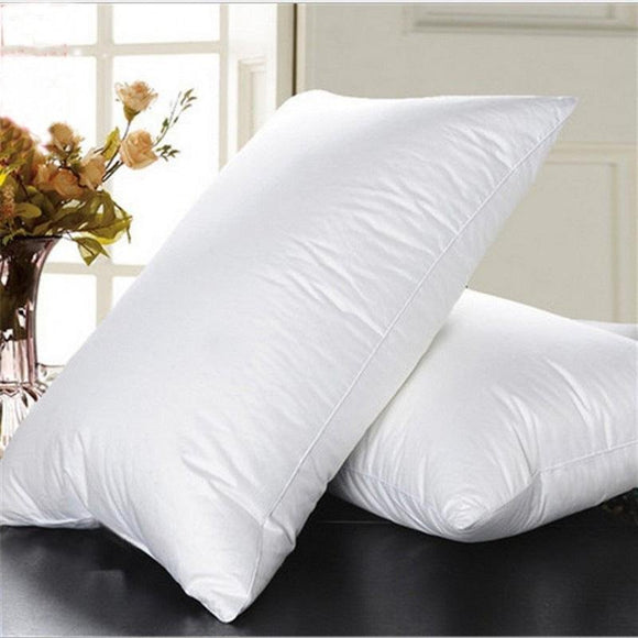 100% Cotton Cooling Pillow 1300g as used in Hotels (100187)