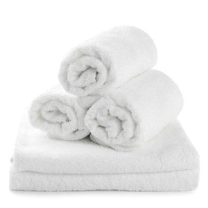 Fluffy Hotel Egyptian Cotton Face Towels (Premium Quality)