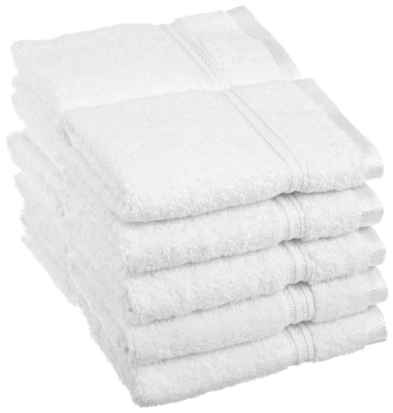 Egyptian Cotton Face Towels - Hotel