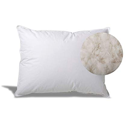 Goose Feather Pillow 2100g as used in Hotels (100474)