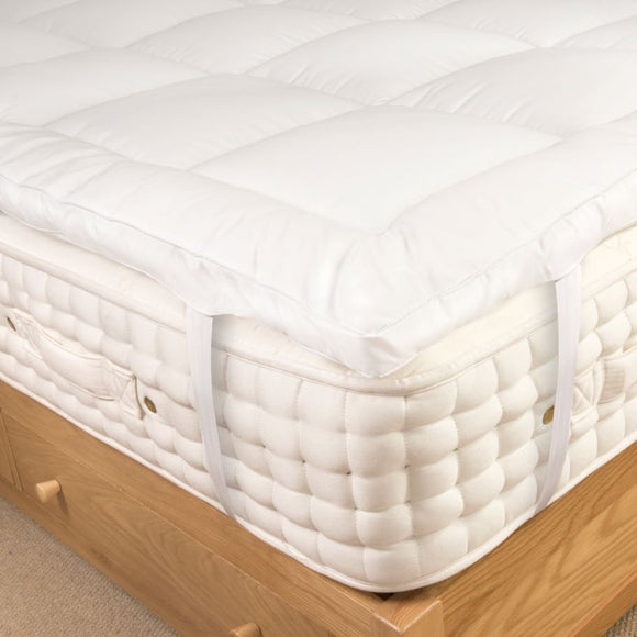 Light Mattress Topper