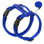 Bling Cat Harness and Leash Set - 2 Dogs & A Cat