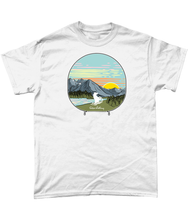 Load image into Gallery viewer, NEW Camping zip effect T shirt - Outdoor Clothing