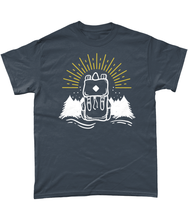 Load image into Gallery viewer, 'Backpack' T Shirt - Outdoor Clothing | Kelpie Clothing