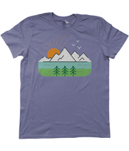 Load image into Gallery viewer, 'Sunrise'  T Shirt - Outdoor Clothing