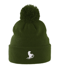 Load image into Gallery viewer, Kelpie Pom Pom Beanie