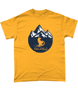 Outdoor inspired T shirt - Premium Cotton - Kelpie Clothing