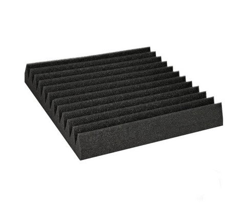 Set of 20 Studio Acoustic Foam Wedges 30X30CM