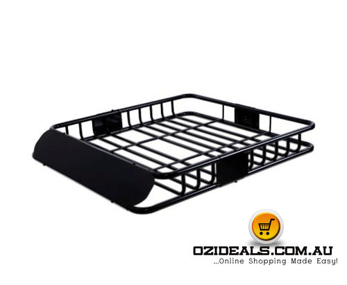 Universal Roof Rack Basket Car Luggage Carrier