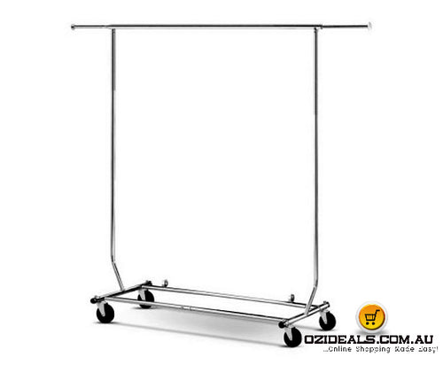 6FT Portable Clothing Rack