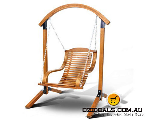 Outdoor Timber Hammock