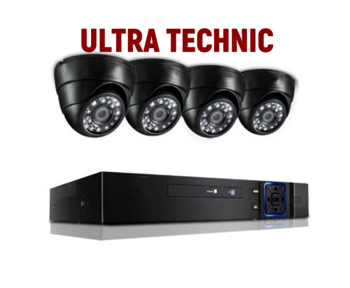 1080P 8 Channel HDMI CCTV Security Cameras