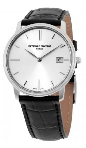 FREDERIQUE CONSTANT SLIMLINE QUARTZ MEN'S WATCH