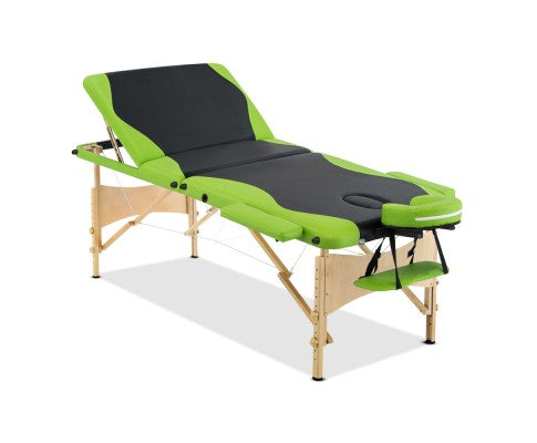 3 Fold Portable Wood Massage Table
