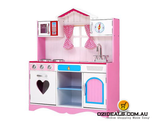 Kids Kitchen Set -Pink