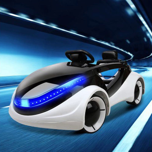 Kids Ride On iRobot inspired style Car