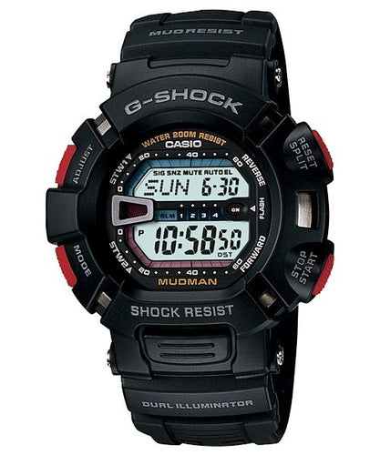 CASIO G-SHOCK MUDMAN MENS WATCH