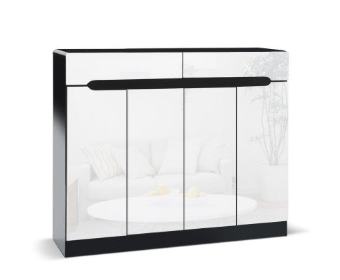 High Gloss Shoe Cabinet