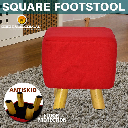 Cutesy Foot Stool
