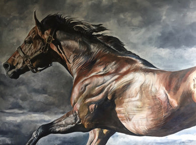 Zoustar original oil painting
