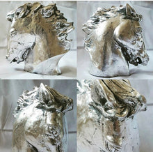 Load image into Gallery viewer, Handmade Horse Head Sculpture
