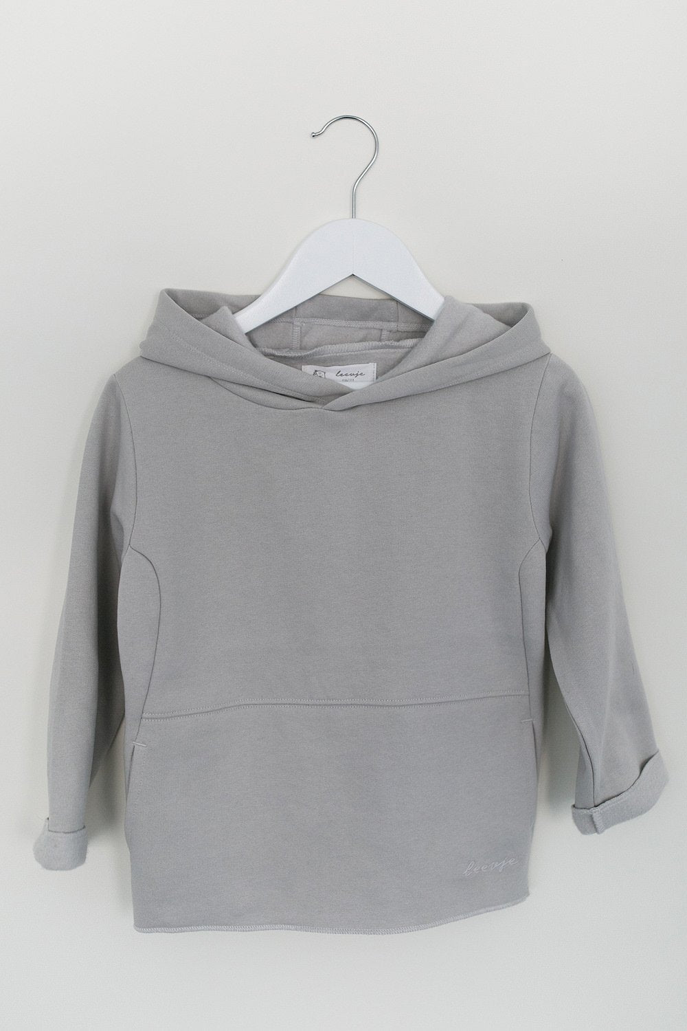 Kapuzenpullover aus Sweat