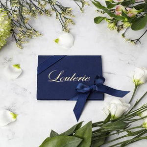 LOULERIE PHYSICAL GIFT VOUCHER