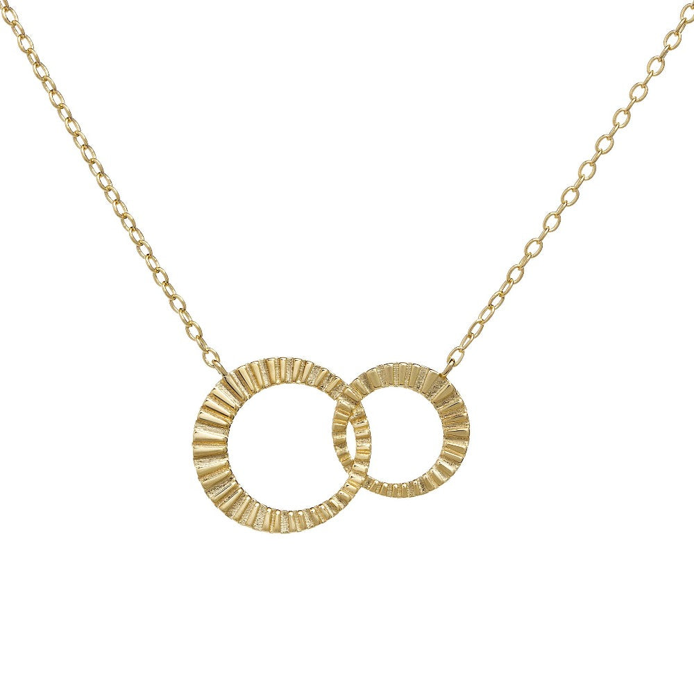LOULERIE INTERLINKING JOURNEY NECKLACE